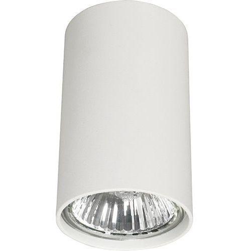 Nowodvorski Tuba eye white s spot sufitowy 9,5cm 5255 + rabat w koszyku!!! 24h - biały