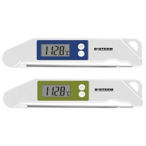 Składany elektryczny termometr spożywczy BIOTERM -10°C +200°C