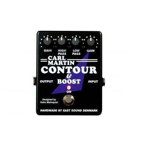 Carl Martin Contour′n Boost efekt gitarowy