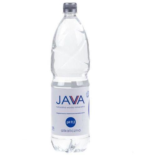 Woda alkaiczna java 1,5 l ph 9,2 marki Wody karpackie