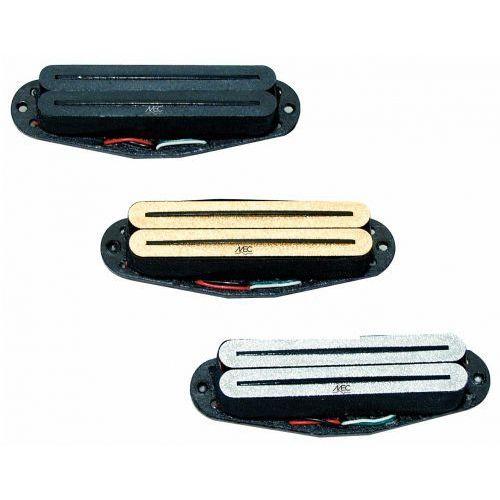 blade design strat size humbucker, open bobbin ″ czarny przetwornik gitarowy marki Mec