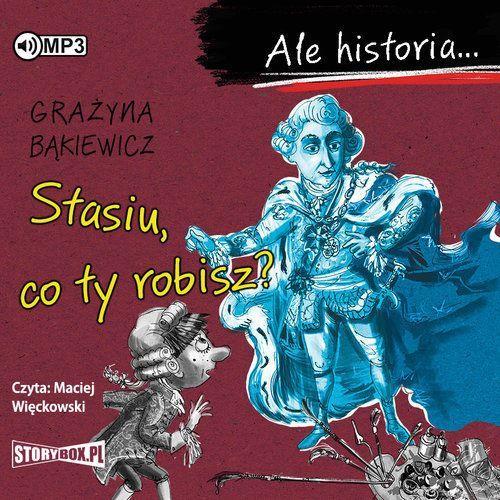CD mp3 stasiu co ty robisz ale historia (2019)