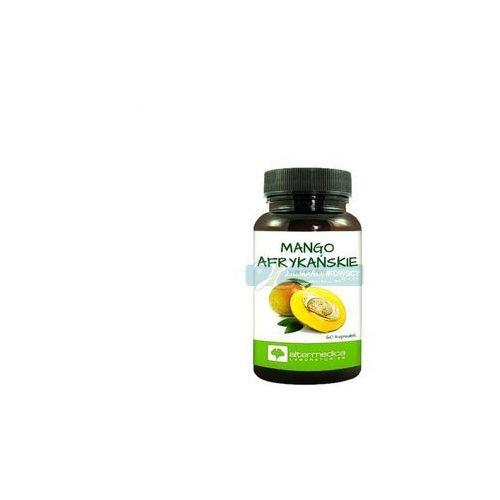 Mango afrykańskie ekstrakt 400mg 60 kaps. (5907530440625)