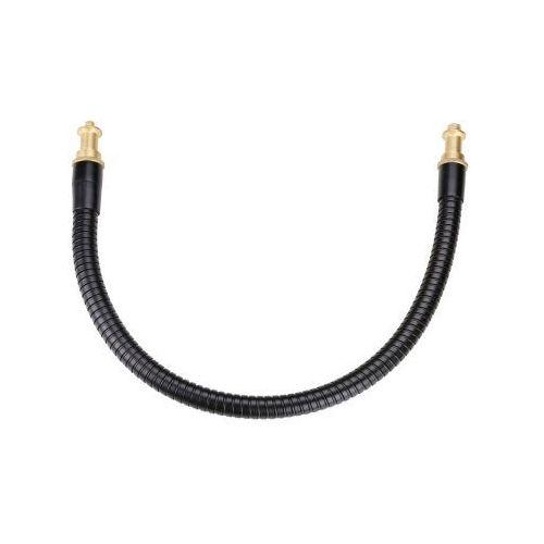 accessories ss 020 - wysięgnik typu?gęsia szyja″ 48 cm z adapterem trzpieniowym 1/4″ i 3/8″ marki Adam hall