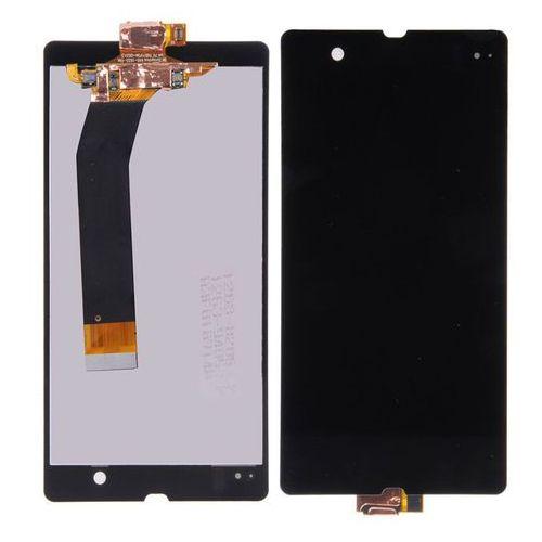 Wyświetlacz LCD Digitizer Sony Xperia Z C6603 Czarny