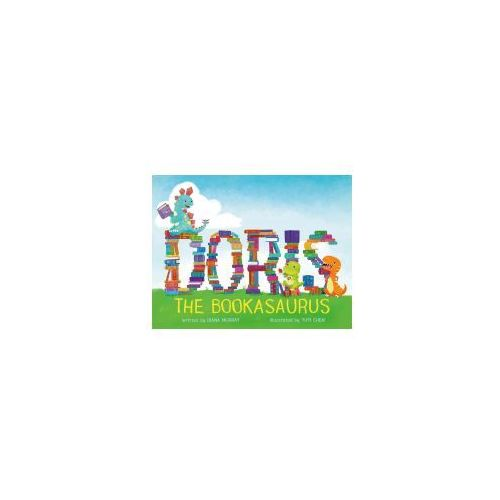 Doris the Bookasaurus