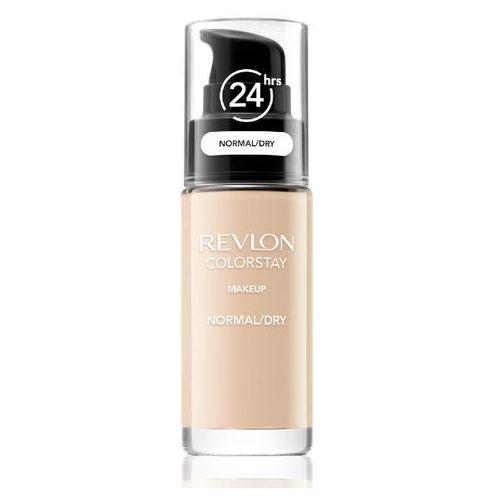 Revlon make up  revlon colorstay podkład | cera normalna i sucha, 180 sand beige, 30 ml