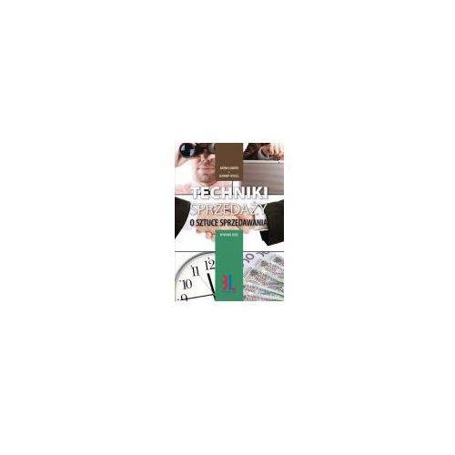 Techniki Sprzedaży O Sztuce Sprzedawania (141 str.)