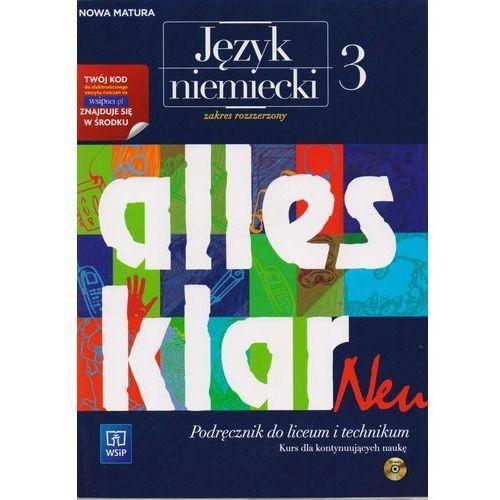Alles Klar Neu 3 podr CD Gratis ZR w.2014 WSiP