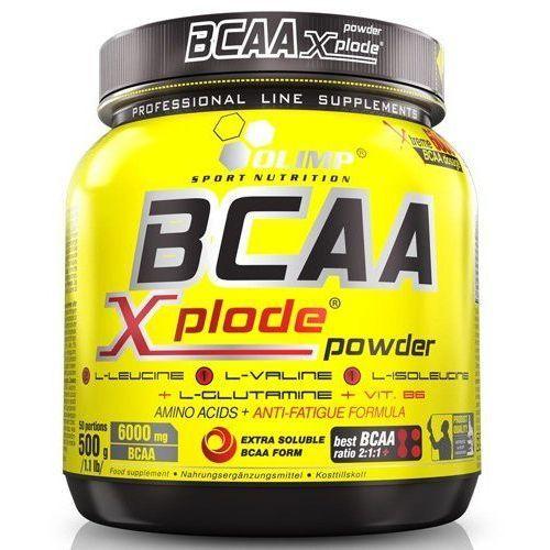 OLIMP BCAA Xplode 500g Powder Fruit Punch - Owocowy poncz, 5901330039614