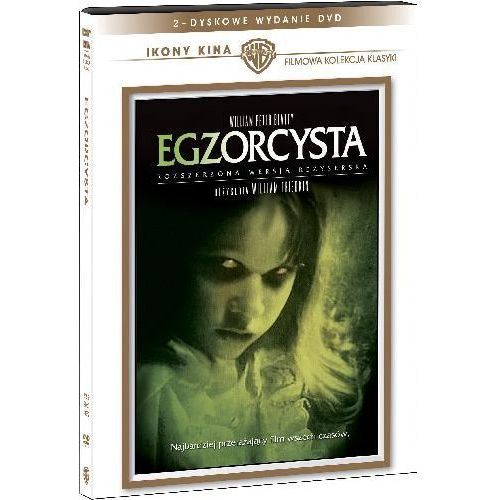 Egzorcysta (DVD) - William Friedkin