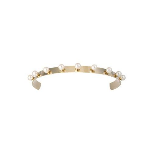 LELET NY GLOSSY CROWN Hair Styling Accessory goldcoloured