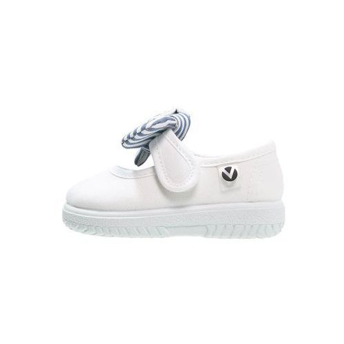Victoria Shoes LONA PANUELO Baleriny z zapięciem blanco - sprawdź w Zalando.pl
