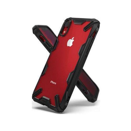 Etui Ringke Fusion X do Apple iPhone XR 6,1 Black (8809628562332)