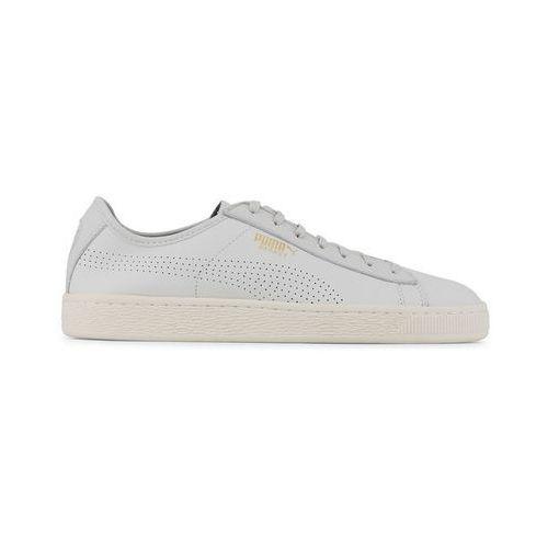 Puma Buty męskie sneakersy basket classic 363824-04 białe
