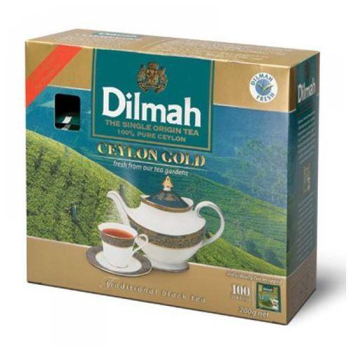 Herbata DILMAH CEYLON GOLD 100szt - X03627, NB-3103