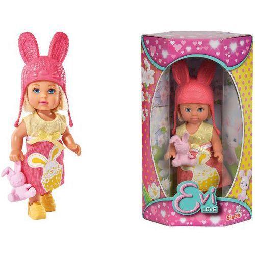 Lalka SIMBA 105736246 Evi z króliczkiem z kategorii lalki