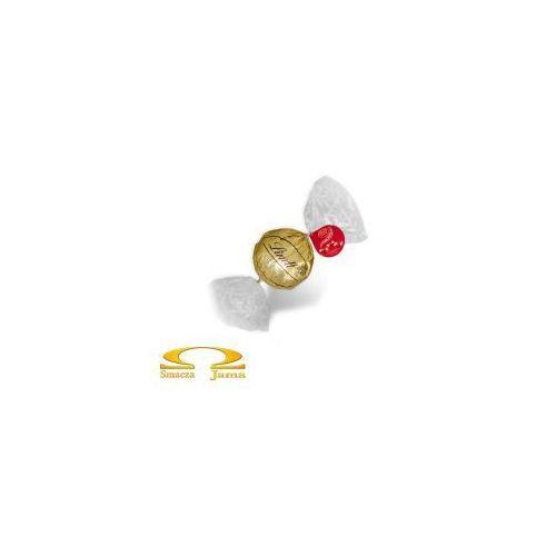 Bombonierka lindor maxi ball złota assorted 550g marki Lindt