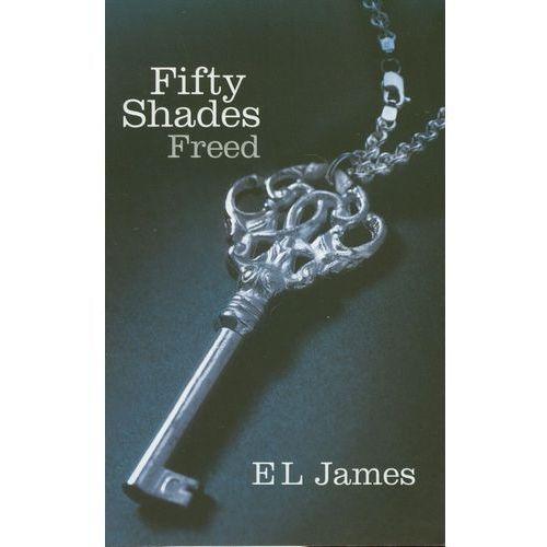 Fifty Shades Freed 3 (v anglickém jazyce) James E. L. (9780099579946)