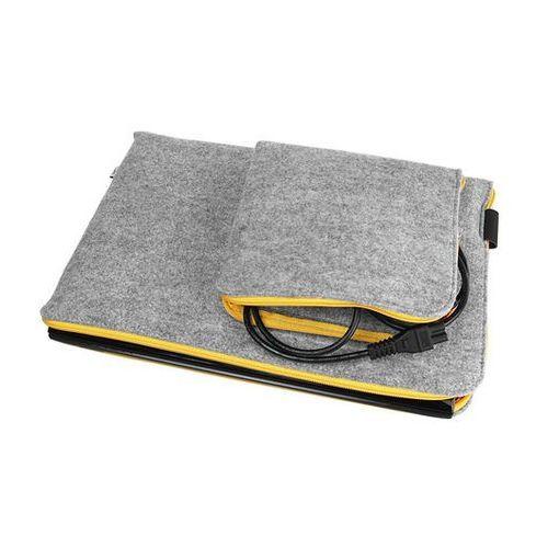 POKROWIEC NA LAPTOPA z kieszonka na zasialcz - produkt z kategorii- torby, pokrowce, plecaki