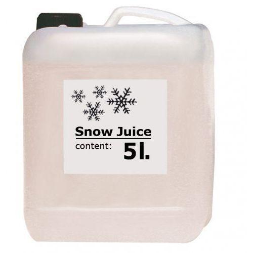 American dj snow fluid płyn do śniegu 5 litrów