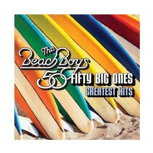 GREATEST HITS - The Beach Boys (Płyta CD) (5099997374220)