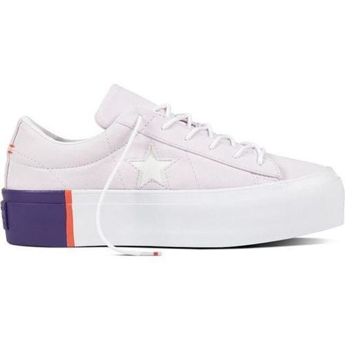 559902 one star barely grape rush coral white - damskie trampki, Converse