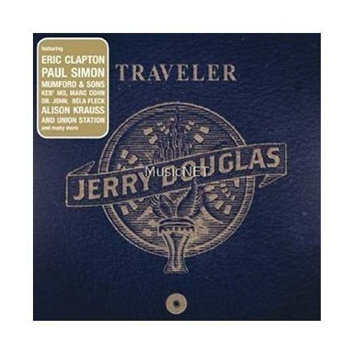 Membran Douglas, jerry - traveler (0885150335772)