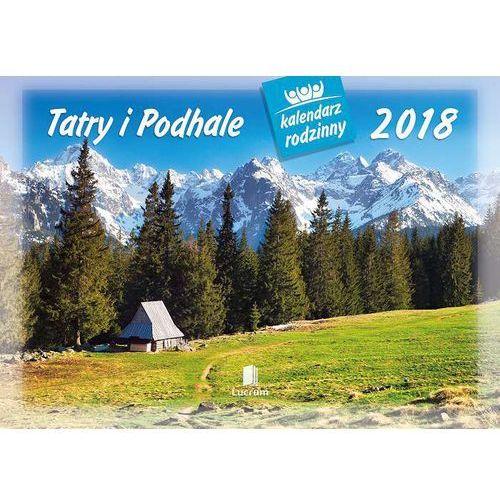 Kalendarz wieloplanszowy Tatry i Podhale WL05