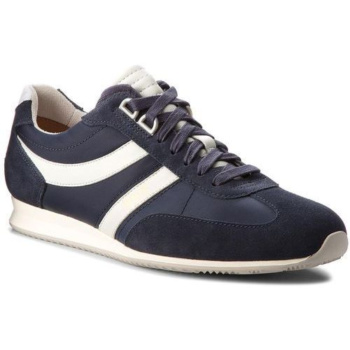 Sneakersy BOSS - Orland 50383637 10206553 01 Dark Blue 401, kolor niebieski
