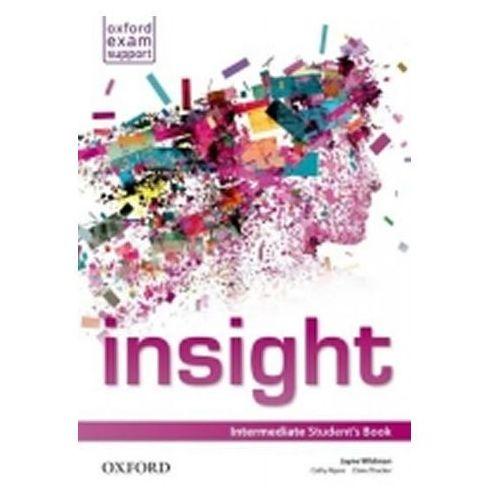 Insight Intermediate Student Book (9780194011082)