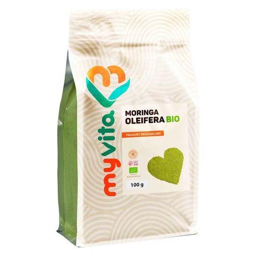 Proness myvita Moringa oleifera bio proszek, myvita, 100g