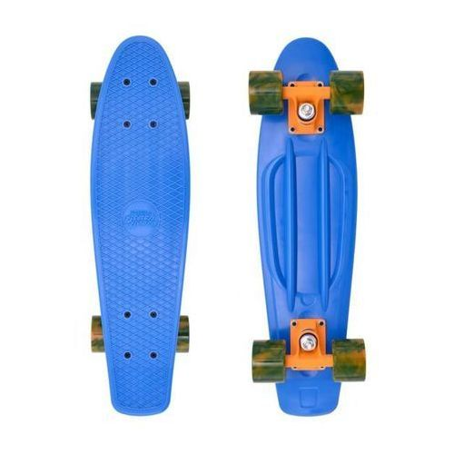 Penny board deskorolka fiszka street surfing beach board - morska bryza, niebieski marki Worker