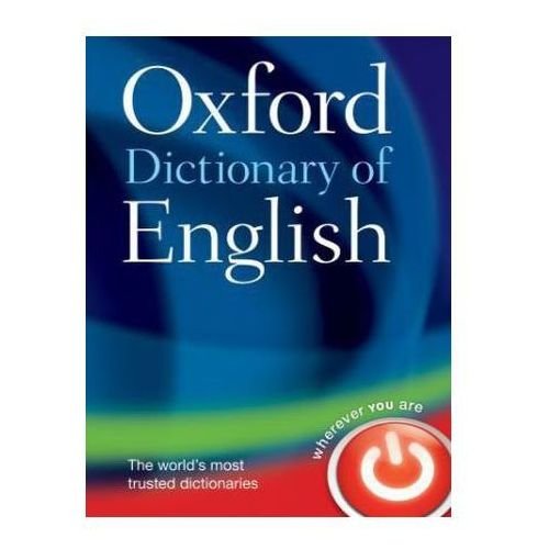 OXFORD DICTIONARY OF ENGLISH Third Edition (2112 str.)