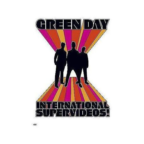 Green day - international supervideos! marki Warner music / warner bros. records