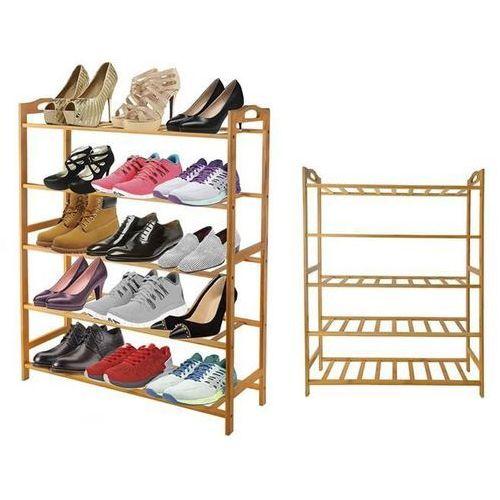 Iso Półka szafka na obuwie do przechowywania butów (5902802904010)