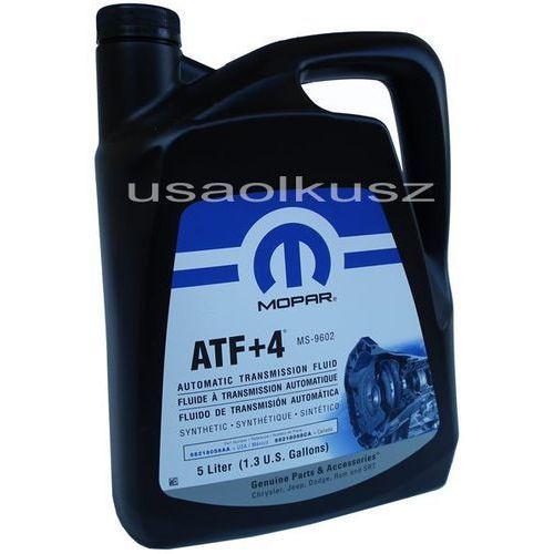 Mopar Olej automatycznej skrzyni biegów atf+4 ms-9602 5,0l jeep