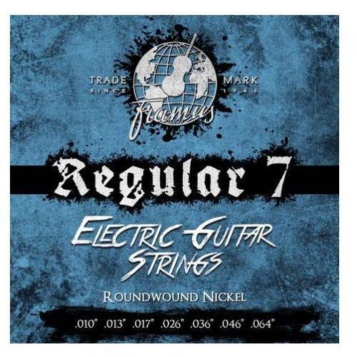 Framus 45220 REG 7 struny do gitary elektrycznej 10-64