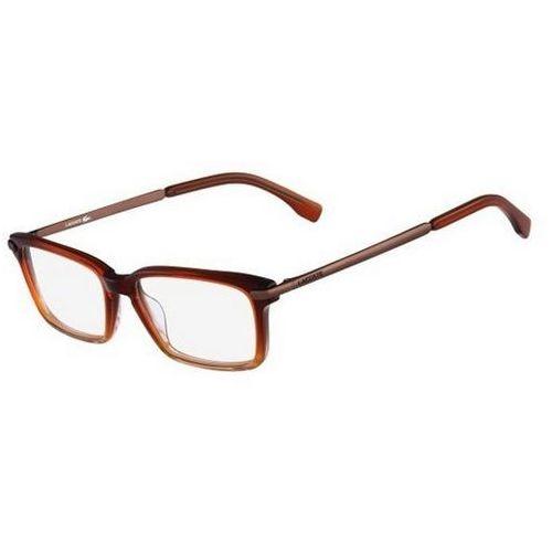 Okulary korekcyjne l2720 210 marki Lacoste