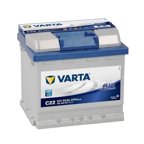 Akumulator VARTA BLUE DYNAMIC C22