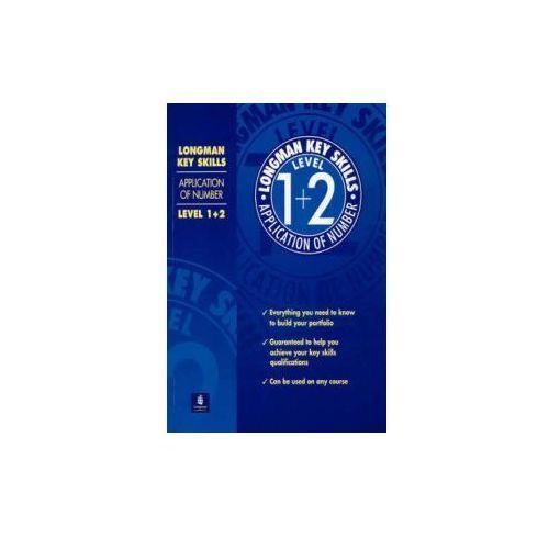 Longman Key Skills: Application of Number Level 1+2 (9780582424869)