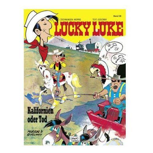 Lucky Luke - Kalifornien oder Tod (9783770401505)