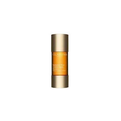 Clarins radiance-plus golden glow booster koncentrat samoopalająco-rozświetlający do twarzy 15 ml