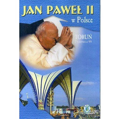 Fundacja lux veritatis Jan paweł ii w polsce 1999 r - toruń - dvd