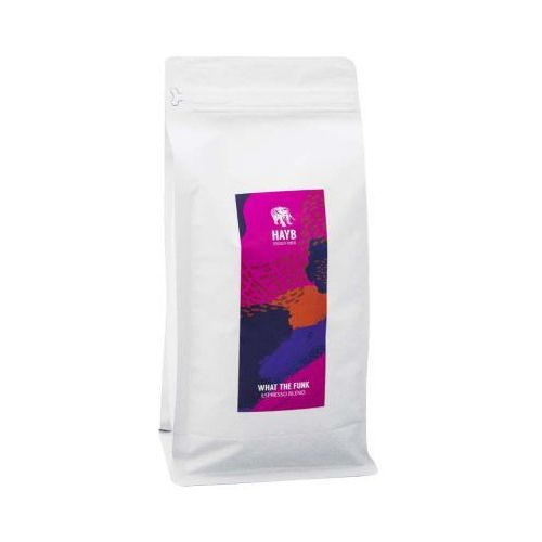 HAYB WTF Espresso Blend 1 kg