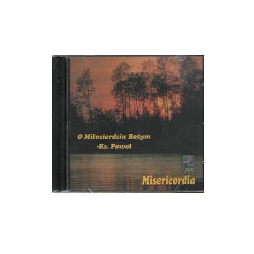 O miłosierdziu bożym - misericordia - cd marki Szerlowski paweł ks.