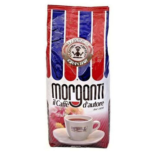 Morganti Kawa ziarnista gran bar 1kg