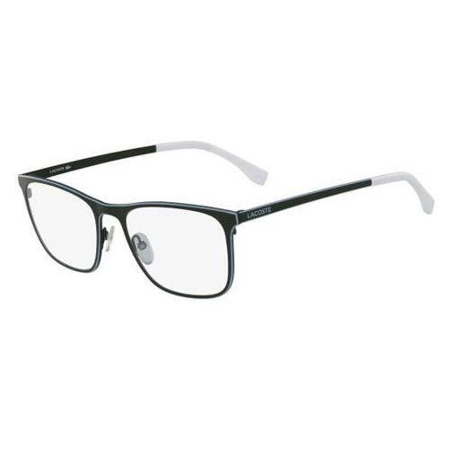 Okulary korekcyjne l2231 315 marki Lacoste