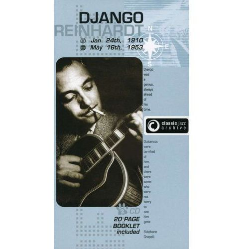 Reinhardt, Django - Classic Jazz Archive (lady Be Good / Sweet Georgia Brown)