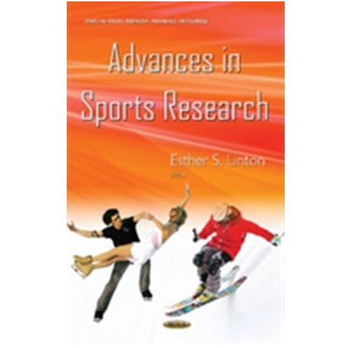 Advances in Sports Research (9781634837606)